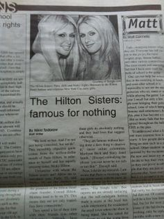 """""""What Life Was Like In The '00s According To High School Newspaper Headlines"""" lol"""