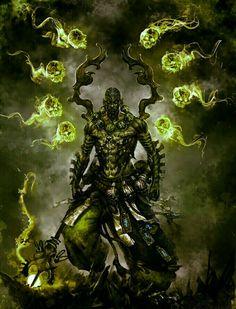 mortal kombat concept art necromancer sorcerer soul magic MK:RT