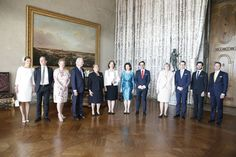 The Swedish Royal Courts: Day 2 of the Chilean State Visit