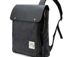 Laatste een 50% korting - Tweed Backpack(Gray) 75,9 -> 38