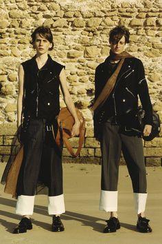 Loewe: menswear spring/summer 2015