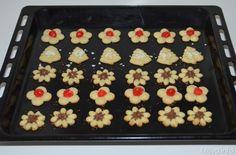 biscotti di frolla con spara biscotti