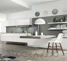 #kitchen #design #interior #furniture #furnishings  комплект в кухню Arredo3 Wega, AW01W