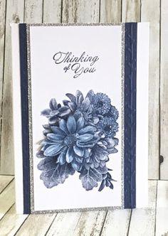 Stampin' Up!® Australia: Ann Craig - distINKtive STAMPING designs: Alaska Achievers Blog Hop - Heartfelt Blooms