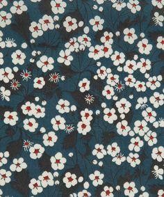 Liberty Art Fabrics Mitsi A Tana Lawn | Fabric by Liberty Art Fabrics | Liberty.co.uk