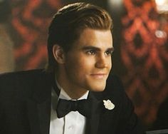 Stefan Salvatore - old school years! Very Charming