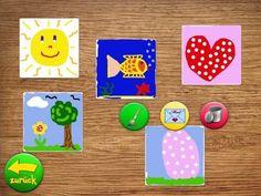 Kritzel Paare App für Kinder