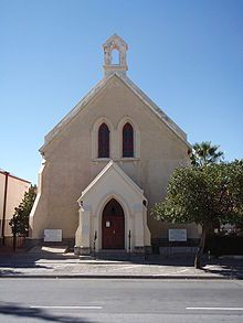 Old style church, Donkin Street, Beaufort West, South Africa Beaufort West, Desert Area, Places Of Interest, Place Of Worship, Pictures To Paint, Cape Town, Old World, Places Ive Been, South Africa