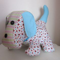 This is Minnie - sister to Scoobie!! What fun these are. Hope you like them too xxx
