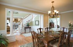 Formal Dining Room Ideas | Home Interior Pics