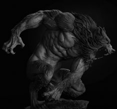 Werewolf Skyrim / The Elder Scrolls Legends Artwork The Elder Scrolls V: Skyrim is an open world action role-playing video game developed by Bethesda Game Studios and published by Bethesda Softworks. Fantasy Creatures, Mythical Creatures, Werewolf Art, Werewolf Tattoo, Vampires And Werewolves, Creatures Of The Night, Creature Concept, Fantasy Artwork, Creature Design