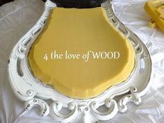 4 El Amor Por La madera: Como tapizar Una silla OPEN BACK - Etapa II