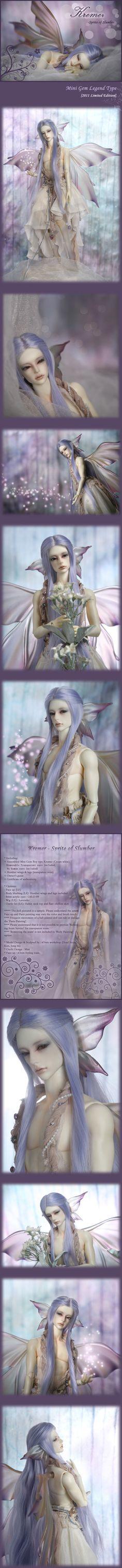 SOOM Kremer fantasy version [Kremer] - $189.00 : BJD baby,bjd dolls,bjd doll shop,bjd bragan?a,fairyland,volks bjd,soom,luts bjd,Super Dollfie, BJD lovers collect community