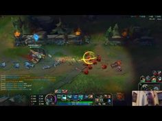 Maokai Denies Yi the tower with only a sliver of health left on it. https://youtu.be/VqM3LmLd3-M #games #LeagueOfLegends #esports #lol #riot #Worlds #gaming