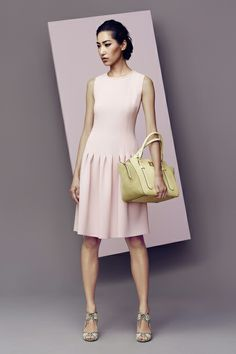 One of my favorite looks from Escada Resort 2014 collection