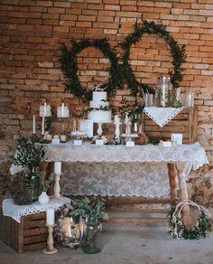Candy Bar Party, Candy Bar Wedding, Diy Wedding, Dream Wedding, Wedding Ideas, Vintage Party Decorations, Boho Wedding Decorations, Wedding Destination, Sweet Bar