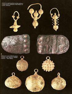 Slovanské Hradiská: Krása slovanských šperkov