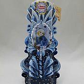 Резная свеча С Новым годом – купить или заказать в интернет-магазине на Ярмарке Мастеров   Свеча резная ручной работы. <br /> Резная свеча…