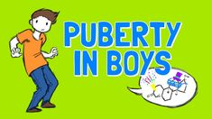 All About Boys Puberty