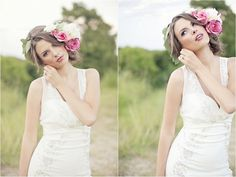 Texas Vintage Styled Shoot by Time Flies Photography - KnotsVilla