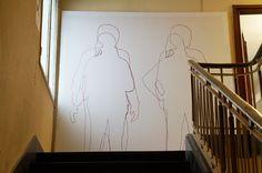 """""""Cuerpo y Poder"""" Pasaje Fuencarral 77. Madrid. #ArteContemporáneo #ContemporaryArt #Art #Arte #Arterecord 2015 https://twitter.com/arterecord"""