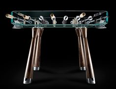 Teckell Luxury Foosball Tables