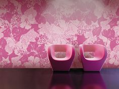 Florals and Botanics: Organic Illustrations and Designs. Wall Murals, Mural Ideas, Interior, Florals, Fabrics, Painting, Wallpapers, Illustrations, Illustration