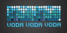 Voda (Water) Brand Identity | Logo on Back | Designer; Irena Ilic | Image: 2 of 12