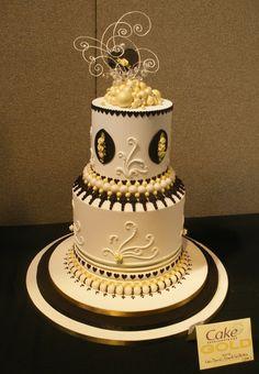david's cakes uk | Wedding cake by Ceri Daniel David Griffiths - Gold Award