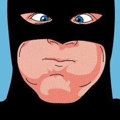 arte pop comic superheroes - Buscar con Google