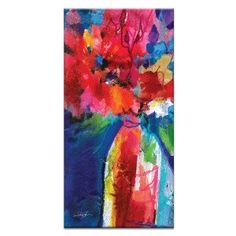 Floral Dreams Canvas
