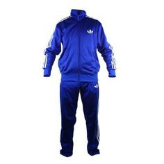 Adidas Originals Firebird Tracksuit - Collroyal/White (Men) - X-Large
