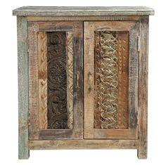 (https://www.zinhome.com/carved-wood-block-cabinet/)
