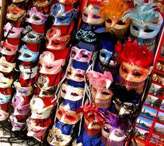 Mardi Gras, Carnevale Style!