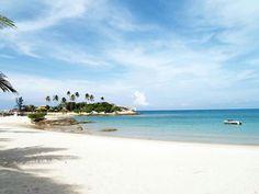Parai Tenggeri Beach, Bangka Belitung....