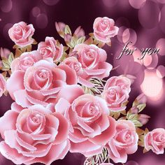 Roses For You! flowers animated rose roses gifs for you flowers for you animated flowers flowers gifs flowers for friends Roses Gif, Flowers Gif, Love Flowers, Vintage Flowers, Beautiful Gif, Beautiful Roses, Art Floral, Gif Animé, Animated Gif