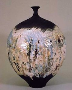 Raku Pottery Oval Dish in Hawaiian Blue Matte Glaze