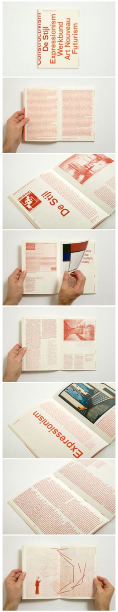 A layout inspired de stijl and expressionism. A layout inspired de stijl and expressionism. Form Design, Graphisches Design, Buch Design, Print Design, Modern Design, Editorial Design, Editorial Layout, Graphic Design Layouts, Brochure Design