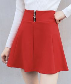 Long Skirts For Women, Skirts For Sale, Long Maxi Skirts, Red Skirts, Short Skirts, Mini Skirts, A Line Shorts, Party Skirt, One Piece Dress