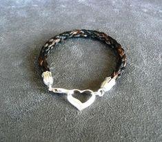Bracelets - Real horsehair bracelets for every horse lover - Taras Equine Designs - Custom Horsehair Jewelry & Bracelets for Every Horse Lover