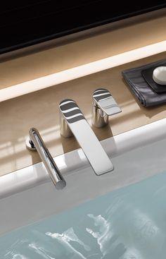 """The Dornbracht """"Lissé"""" basin fitting"""