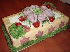 Slané, strana 11 | dorty od mámy Slaný dort