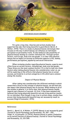 synthesis essay samples synthesisessay on pinterest