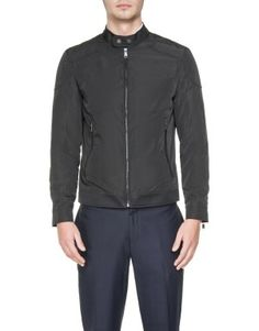 Quilted Zip Jacket | Woolworths.co.za