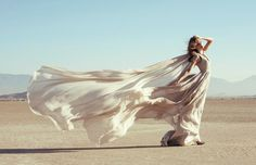 dress flowing in the wind - Google Search