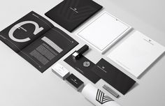 Vantage College Advisors corporate identity - by forbrands Agency.