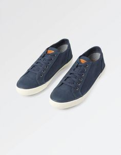 Adbury Lace Up Trainers Lace Up Trainers, Leather Trainers, Leather Sneakers, Fat Face, Up Styles, Slip On Sneakers, Footwear, Men, Shoes