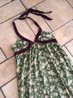 Robe femme vintage des années 70 / / robe par MagicRatVintage