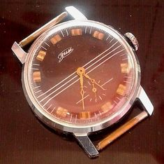 "Rare Vintage Russian USSR ""Zim"" mecanical 2602 watch 15 stones №30921 #ZIM #Casual"