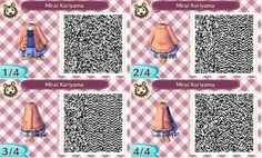 (4) animal crossing qr codes | Tumblr